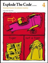 Explode the Code, Book 4 (2nd  Edition)