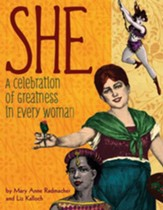 She: A Celebration of Greatness in Every Woman - eBook