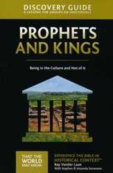TTWMK Volume 2: Prophets and Kings, Discovery Guide