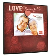 Blank, Love Magnetic Photo Frame
