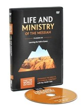 TTWMK Volume 3: Life and Ministry of the Messiah, DVD Study with Leader Booklet