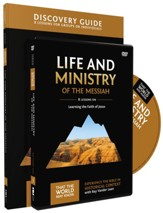 TTWMK Volume 3: Life and Ministry of the Messiah, Discovery Guide and DVD