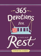 365 Devotions for Finding Rest - eBook