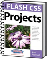 Learn Adobe Flash CS5 Projects