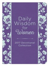 Daily Wisdom for Women 2017 Devotional Collection - eBook