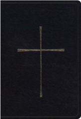 1979 Book of Common Prayer Reader's Edition--Genuine Leather, black
