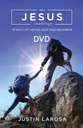 The Jesus Challenge: 21 Days of Loving God and Neighbor, DVD