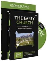 TTWMK Volume 5: The Early Church, Discovery Guide and DVD