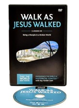 TTWMK Volume 7: Walk as Jesus Walked, DVD Study with Leader Booklet