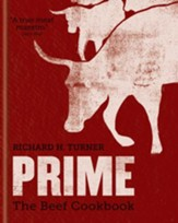 PRIME: The Beef Cookbook / Digital original - eBook