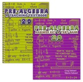 Teaching Textbooks Pre-Algebra Textbook and Answer Key, Version 2.0