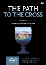 TTWMK Volume 11: The Path to the Cross, DVD Study with Leader Booklet