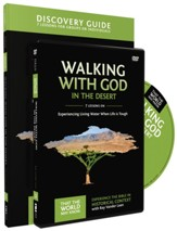 TTWMK Volume 12: Walking with God in the Desert, Discovery Guide and DVD