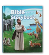 Bible Basics Storybook: Building A Faith Foundation