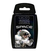 Top Trumps Card Game: Space