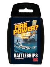 Top Trumps Card Game: Who's Got the  Most Fire Power? Battleships