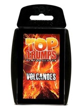 Top Trumps Card Game: Volcanoes
