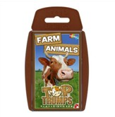 Top Trumps Card Game: Farm Animals