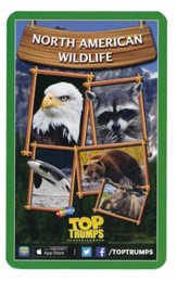 Top Trumps Card Game: North American  Wildlife
