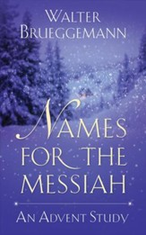 Names for the Messiah: An Advent Study - eBook