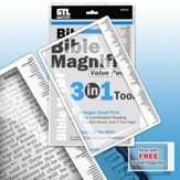 Bible Magnifier, 3 in 1 Tool