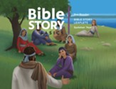 Bible Story Basics: Pre-Reader Leaflets, Summer 2020