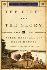 The Light and the Glory (God's Plan for America Book #1) / Revised - eBook