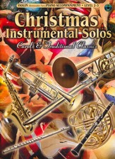 Christmas Instrumental Solos: Carols & Traditional Classics (Violin Book & CD)