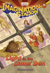 Light in the Lions' Den - eBook