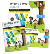 Wordly Wise 3000, Grade K Teacher's Resource Kit