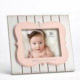 Mommy's Little Blessing Photo Frame, Pink