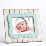 Mommy's Little Blessing Photo Frame, Blue