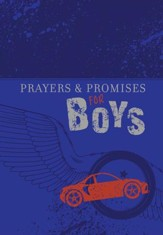 Prayers & Promises for Boys - eBook