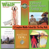 Dog Walk Homeschool Curriculum:  Middle School Complete Kit