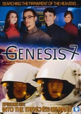 Genesis 7, Episode 6: Into the Trenches of Mars, DVD