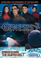 Genesis 7, Episode 11: Kuiper Belt, DVD