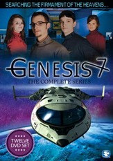 Genesis 7: The Complete Series, 12 DVD Set