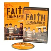 Faith Commander Teen Edition with DVD: Living Five Family Values from the Parables of Jesus