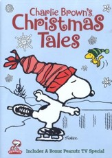 Charlie Brown's Christmas Tales, DVD
