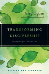 Transforming Discipleship - eBook