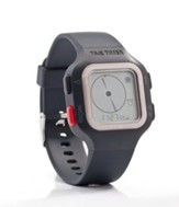 Time Timer: Watch PLUS, Small (Charcoal Gray)