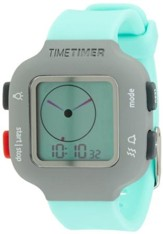Time Timer: Watch PLUS, Small (Sky Blue)
