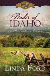 Brides of Idaho: 3-in-1 Historical Romance Collection - eBook