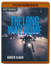 The Long Way Home - unabridged audio book on MP3-CD