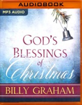 God's Blessings of Christmas - unabridged audio book on MP3-CD
