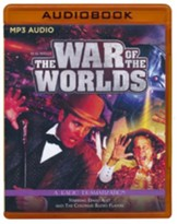 H.G. Wells' War of the Worlds - A Radio Dramatization on MP3-CD