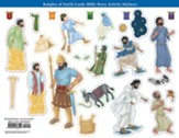 Knights of North Castle: Bible Story Activity Stickers (pkg. of 6)