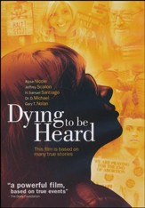 Dying to Be Heard, DVD