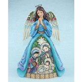 Praise Thee With The Joy Of Angels figurine