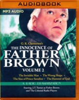 The Innocence of Father Brown, Volume 2: A Radio Dramatization on MP3-CD